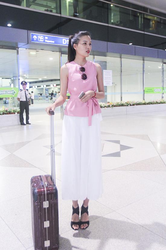 Sau sự thành công của Tuyết Lan, Hoàng Thùy và gần đây nhất là Kha Mỹ Vân, cái tên Chà Mi tiếp tục được xướng lên và nối gót những đàn chị của mình chinh phục ước mơ sải bước trên sàn diễn quốc tế.