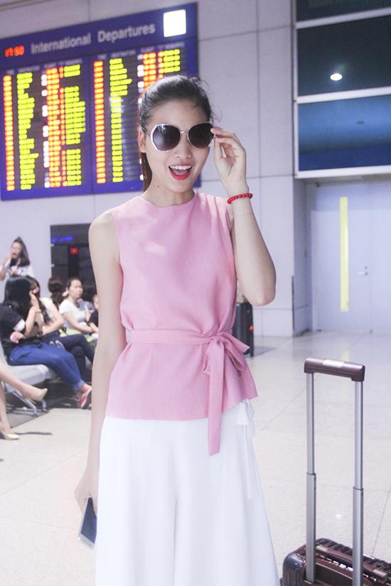 Với sự đầu tư, hỗ trợ từ BeU Models, Chà Mi chính thức theo đuổi và phát triển sự nghiệp người mẫu chuyên nghiệp tại Milan, Italia.