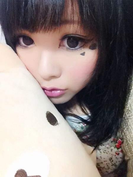 Mii Zouazarashi chia sẻ, những kiến thức làm đẹp đều do tự cô nàng mày mọ học hỏi trên mạng và