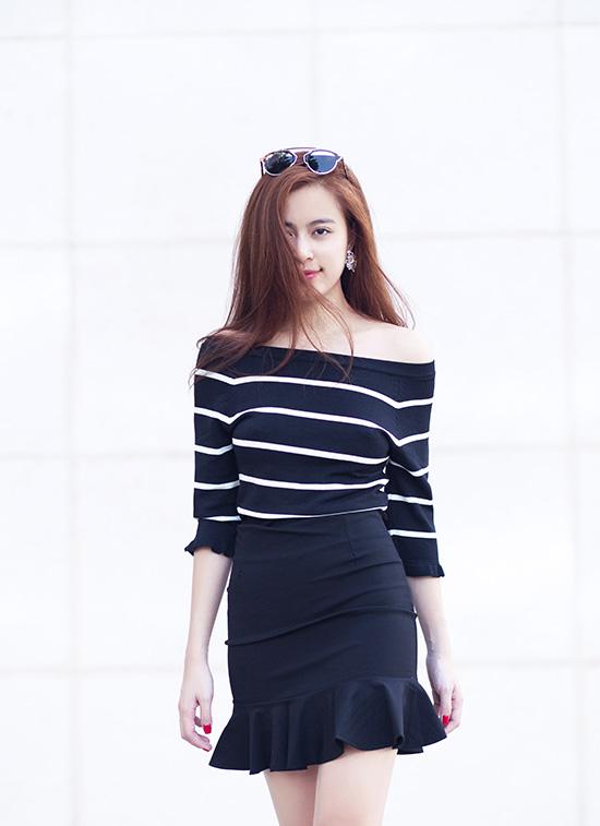 Photo :Tiên Nguyễn & Minh Luân Stylist : Hoàng Ku