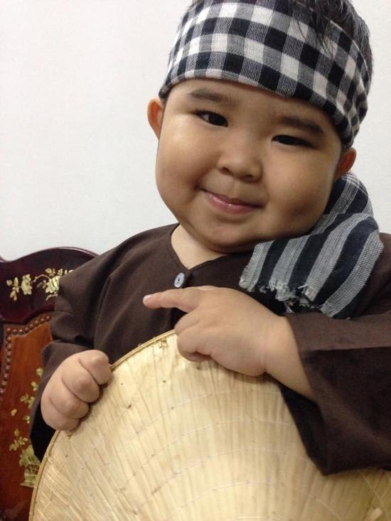Ku Tin sinh ngày 4/6/2011