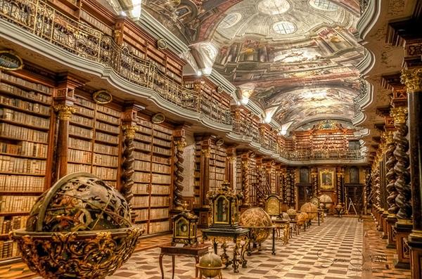Thư viện Quốc gia của Cộng hòa Séc