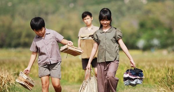 Nét trong veo của tuổi thơ được tái hiện trong phim chuyển thể từ tác phẩm ăn khách của nhà văn Nguyễn Nhật Ánh.