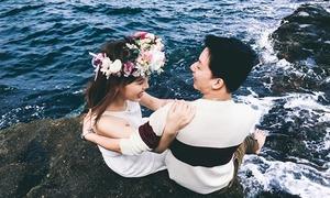 Ảnh cưới chụp bằng iPhone 6S của cặp đôi Việt trên đất Nhật