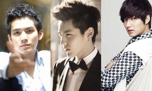 9 nam thần màn ảnh châu Á hút hồn fan nữ