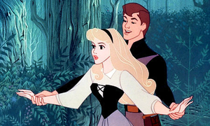 12 chòm sao và nửa kia là cặp đôi nào trong phim Disney