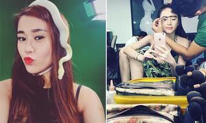 Sao Việt 7/10: Ngọc Thảo đội rắn lên đầu, Phương Trinh ngồi dáng bá đạo