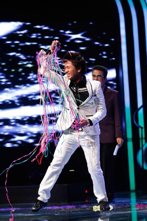 Ảo thuật gia Nguyễn Phương, thí sinh từng gây chú ý trong cuộc thi Vietnam's Got Talent 2013