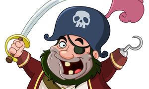 Thắc mắc: Tại sao cướp biển lại bịt một mắt