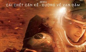 Danh sách 5 bạn nhận quà phim 'The Martian' - Cuộc chiến sinh tồn của Robinson trên sao Hỏa