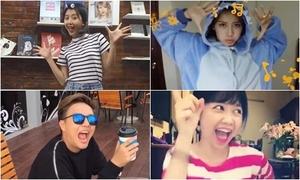 Hot teen Việt nhảy nhắng nhít với điệu nhạc cười 'ha ha ha'