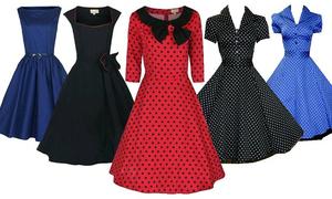 Trắc nghiệm: Chọn váy cổ điển hé lộ lòng chung thủy
