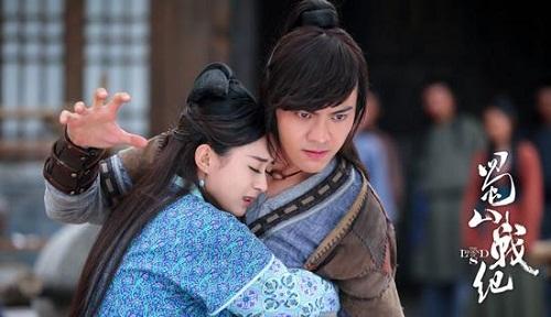 Yoon Ah đối đầu Trịnh Sảng, Lưu Thi Thi trên màn ảnh xứ Trung