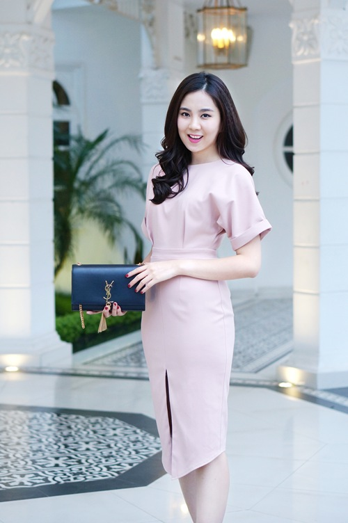 Ngoài công việc BTV, Mai Ngọc còn khá thành công trong lĩnh vực kinh doanh.