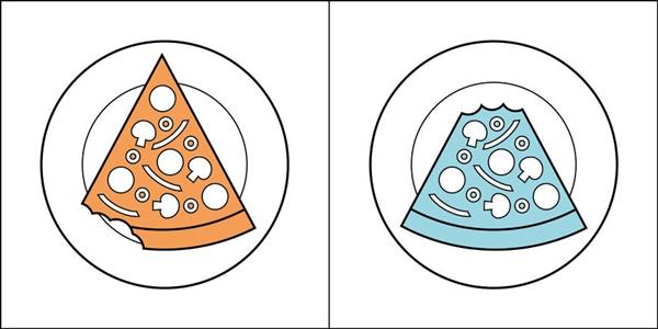 Khi ăn pizza luôn có hai kiểu người: thích ăn vỏ và thích ăn ruột.