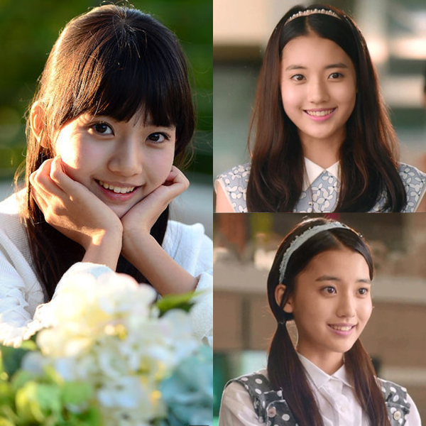 Gần đây, Jung Da Bin được đông đảo khán giả yêu mến khi tham gia bộ phim She was pretty. Trong phim, Da Bin thể hiện hai vai diễn là nữ chính Kim Hye Jin thời đi học và Kim Hye Rin - em gái của Kim Hye Jin.