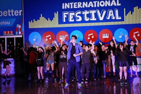 VAS Hanoi International Festival là một chương trình được tổ chức thường kỳ