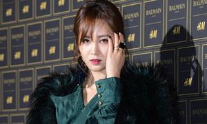 Dàn sao Hoa - Hàn chất lừ khi diện đồ Balmain for H&M