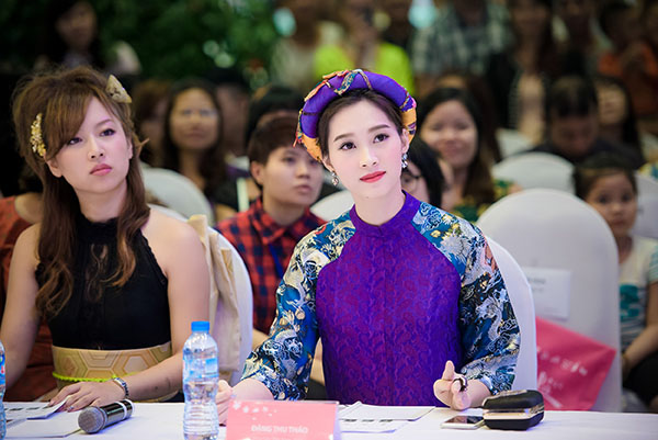 Với sự kiện do tạp chí Adventure Japan phối hợp cùng Trung tâm Giao lưu Văn hóa Nhật Bản tại Việt Nam tổ chức lần này, Đặng Thu Thảo đã cố gắng sắp xếp giữa lịch trình bận rộn của mình để tham gia vì đây là chương trình giao lưu văn hóa giữa hai nước, đồng thời cũng vì sự yêu mến với của cô con người Nhật Bản.