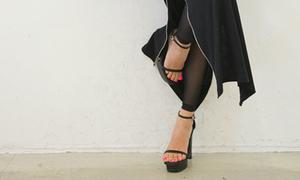 Đôi sandals khó lỗi mốt, mix đồ nghìn kiểu đều đẹp