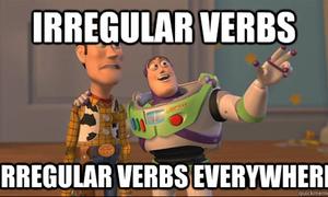 Thuộc làu động từ bất quy tắc tiếng Anh bằng cách...đọc rap