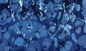 Đố vui: Tìm chú chuột Mickey ẩn trong đám đông
