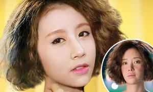 Dàn hot girl Việt thử đầu xù, tém giống sao 'She was pretty'