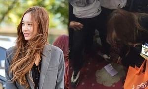 3 sao nữ Hàn ghi điểm nhờ cách hành xử tại sân bay