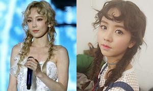 Sao Hàn 10/12: Kim So Hyun hóa 'bản sao Tae Yeon', Krystal buồn thiu