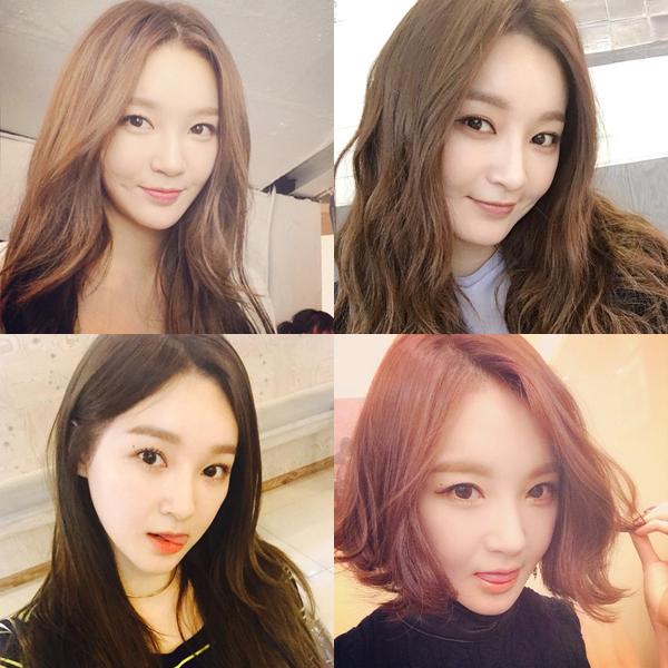 Kang Min Kyung có đường nét khuôn mặt tinh xảo, làn da trắng khiến nhiều cô gái ngưỡng mộ. Thành viên nhóm Davichi thường chụp selca khoe sườn mặt bên phải, thi thoảng le lưỡi làm mặt đáng yêu.