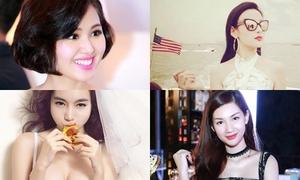 4 bà mẹ hot girl được nhắc tên nhiều nhất 2015