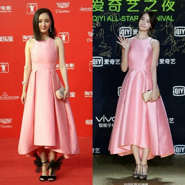 Dàn mỹ nữ Hoa - Hàn đọ sắc khi đụng váy áo