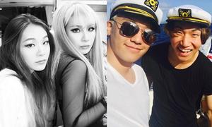 Sao Hàn 18/12: CL khoe em gái cá tính, Seung Ri đăng ảnh 'dìm' Dae Sung