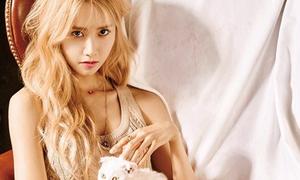 Yoon Ah ghét bộ phận nào trên cơ thể mình nhất?