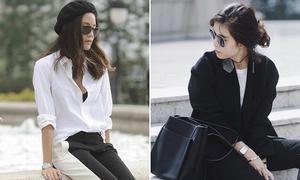 Đôi bạn thân fashionista giỏi thiết kế nổi tiếng Hà thành