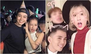 Các cặp đôi hot teen Việt ngọt ngào đón năm mới