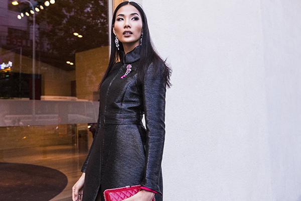 cuối tháng 1 Hoàng Thùy sẽ trở lại London tham gia London Fashion Week và chụp quảng cáo cho nhiều nhãn hàng nổi tiếng trên Thế giới.
