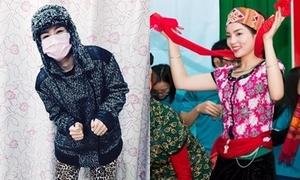 Sao Việt 17/1: Chi Pu 'điên' lúc nửa đêm, Kỳ Duyên hóa thiếu nữ dân tộc Thái