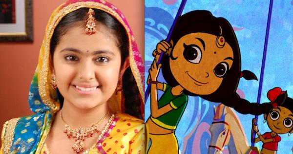 Anandi sẽ được dựng thành một nhân vật hoạt hình.