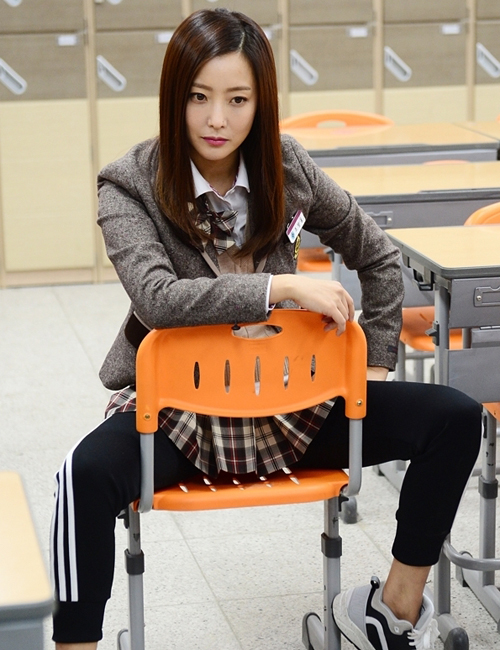 Kim Hee Sun thể hiện khả năng
