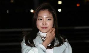 Na Eun A Pink lộ gương mặt sưng khác lạ