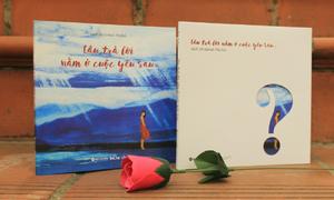 5 bạn nhận cuốn thơ 'Câu trả lời nằm ở cuộc yêu sau'