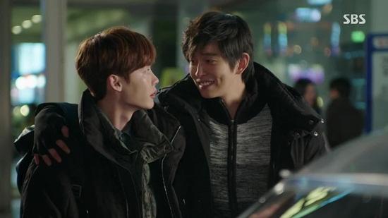 Yoon Gyun Sang đóng Ki Jae Myung, anh trai của Choi Dal Po (Lee Jong Suk)   1m88