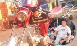 Chàng trai bị phũ sau khi đi xe máy 2.000 km ra Hà Nội gặp bạn gái