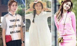3 vai diễn sành điệu của chân dài 'ngổ ngáo' Lee Sung Kyung