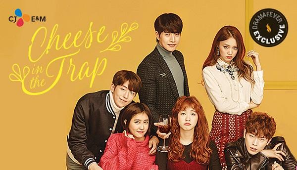 Cheese In The Trap đang thu hút đông đảo khán giả trẻ, phim xoay quanh mối quan hệ giữa cô sinh viên đại học Hong Seol (Kim Go Eun) và tiền bối cùng trường Yoo Jung (Park Hae Jin). Được biết, Hong Seol là vai diễn truyền hình đầu tiên của nữ diễn viên trẻ tài năng Kim Go Eun.