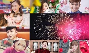 Hot teen Việt tiết lộ kế hoạch đón giao thừa ấm áp