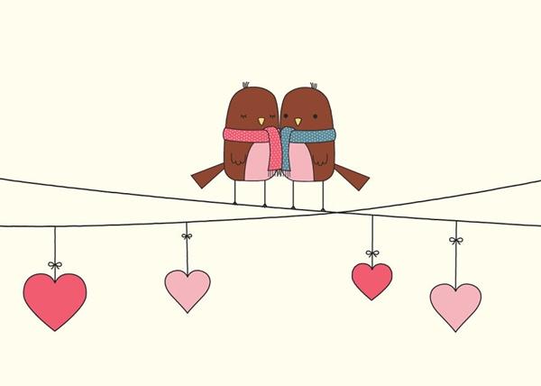"""""""Những đôi thú cưng này có thể giúp bạn thể hiện tình yêu trong ngày Valetine với người bạn yêu thương"""","""