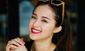 Hạ Vi: 'Tết này tôi ở lại Sài Gòn cùng bạn trai'