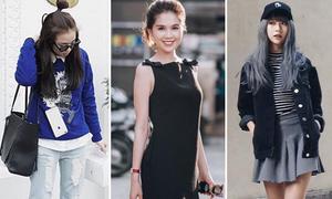 Street style tiễn năm cũ, đón năm mới của xì ta, hot girl Việt